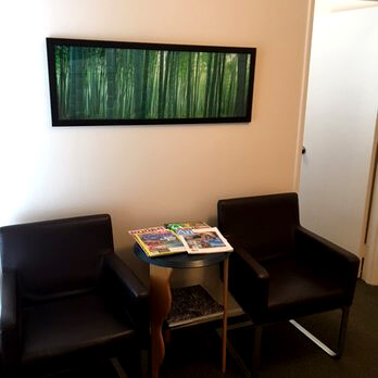 About trauma counseling waiting room