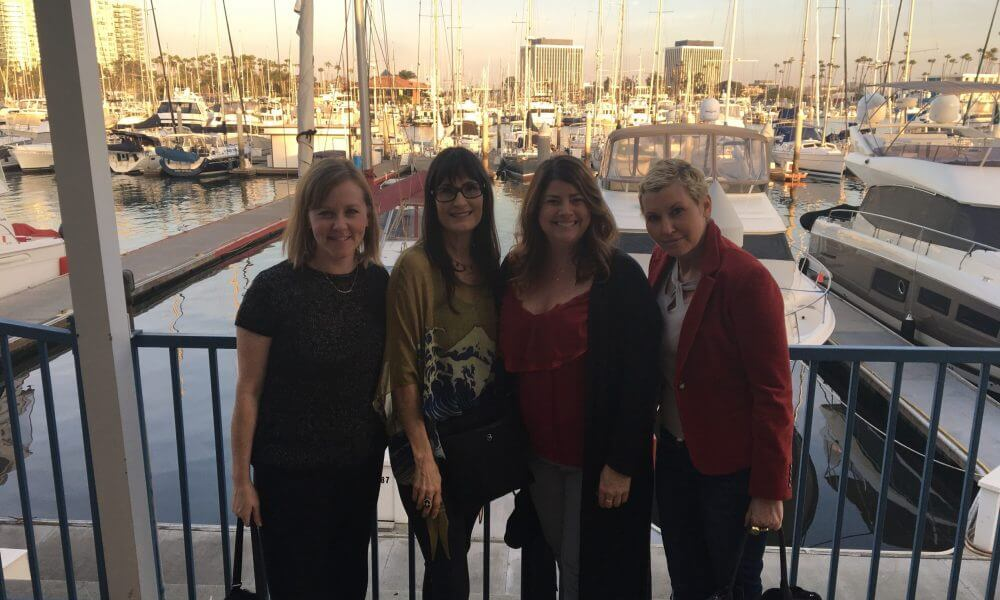 Trauma therapy staff at the harbor in los angeles